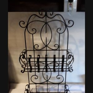 Cast Iron Hanging Rack for Sale in Tacoma, WA