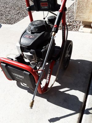 Husky 2600psi power washer for Sale in San Tan Valley, AZ