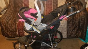 Jogger stoller and car seat for Sale in Plant City, FL