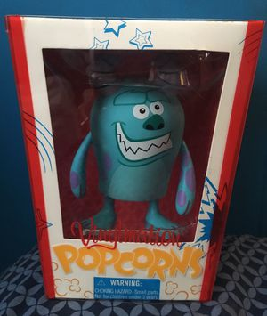 Disney's Vinylmation popscorns monsters inc sully for Sale in Lake Alfred, FL