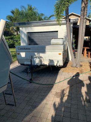 Coachman pop up camper trade welcome for Sale in Lake Worth, FL