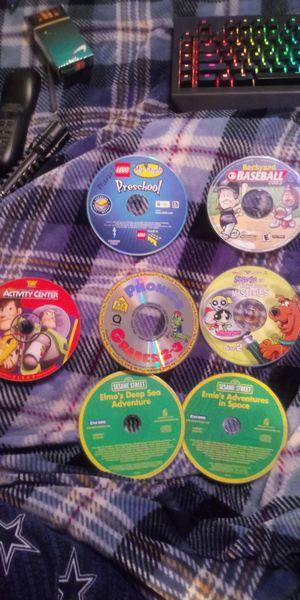 7 PC games for Kids Preschool - grades 3 for Sale in Carrollton, TX