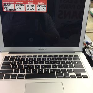 MacBook Air Laptop for Sale in Miami, FL