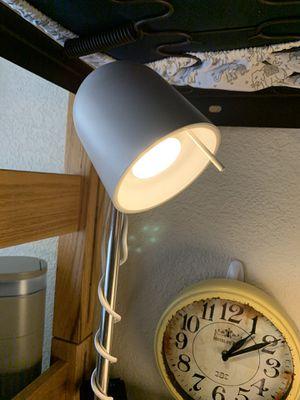 IKEA white long neck lamp for Sale in Atlanta, GA