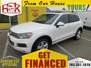 2012 Volkswagen Touareg for Sale in Manassas, VA