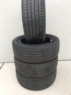 205/55R16 Good Tires & a great deal for Sale in Lynnwood, WA