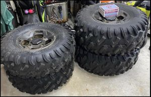 Rzr stock wheels for Sale in Houston, TX