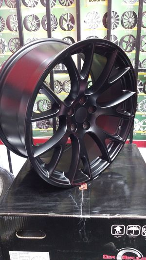 20x9.5 hellcat wheels and tires for Sale in Houston, TX