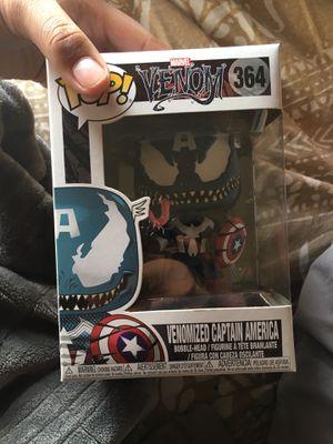 Venomized Captain America for Sale in Los Angeles, CA