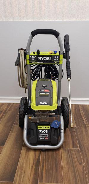 Ryobin2300 psi electric pressure washer for Sale in San Diego, CA