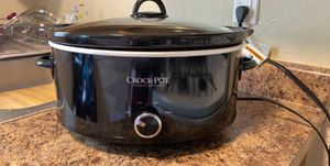 7Qt Crock pot Slow cooker for Sale in Euclid, OH