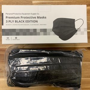 Premium Disposable Face Masks 3-Ply 50 Count for Sale in El Monte, CA