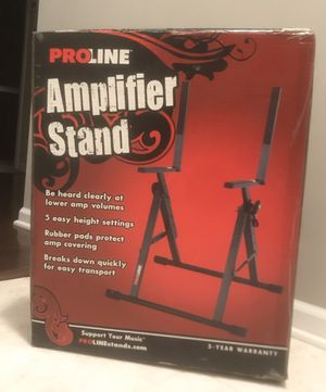 Pro Line Amplifier Stand for Sale in Sterling Heights, MI