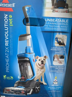 Bissell ProHeat 2X Revolution Vacuum (New in Box) for Sale in Hialeah, FL