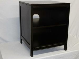 Wooden TV Stand/Cabinet with 2 Shelves for Sale in Madisonville, KY