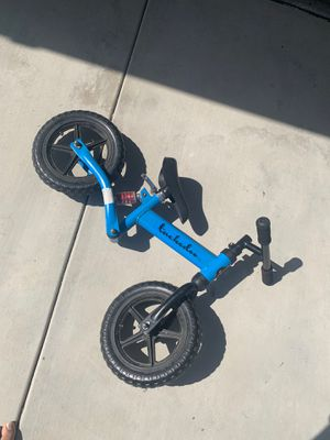 Balance bike for kids for Sale in Buena Park, CA