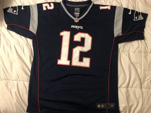 Nike New England Patriots Youth Tom Brady Football Jersey for Sale in Hacienda Heights, CA