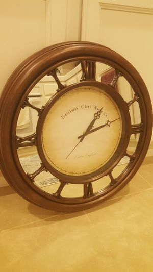 Mirrored wall clock for Sale in Las Vegas, NV