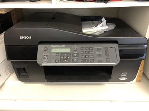 Printer Epson Workforce 435 for Sale in Fort Myers, FL