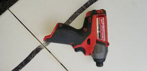 Fuel Milwaukee impact tool M12 for Sale in Germantown, MD