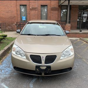 Chevy Pontiac G6 In Good Condition, 2007 166,000 miles good tires for Sale in Meriden, CT