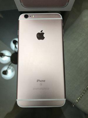 iPhone 6s Plus (rose gold) for Sale in Fairfax, VA