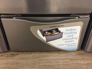 BNIB Kenmore Laundry Pedestal/Drawers for Washer/Dryer for Sale in Boston, MA