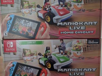 Mario Kart Live Home Circuit Brand New for Nintendo Switch for Sale in Portland,  OR