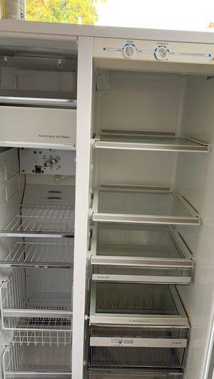 Whirlpool Double door refrigerator for Sale in Stockton, CA