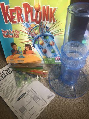 Kerplunk - kids game for Sale in Redlands, CA