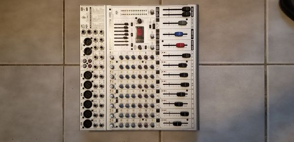 Behringer Eurorack UB1222FX-PRO 16-Channel Sound Board Audio Mixer w/ EQ and effects