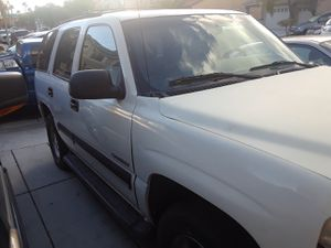 2001 Chevy tahoe for Sale in Las Vegas, NV