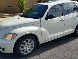 Nice Pearl White PT Cruiser Low Miles Great On Gas for Sale in Los Angeles,  CA