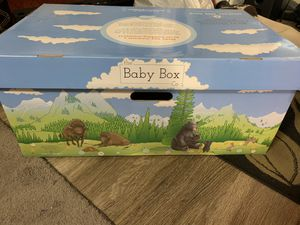 FREE BABY BOX for Sale in Denver, CO