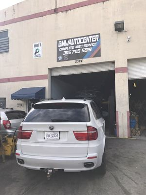 Bmw auto center inc BMW mechanic one stop shop we deal with body shops parts anything you need call us know for Sale in Hialeah, FL