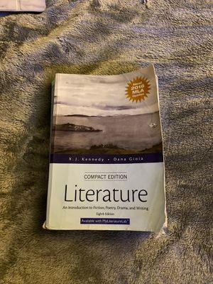 8th edition literature k.j Kennedy for Sale in Sacramento, CA