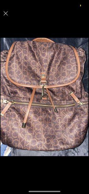 Calvin Klein backpack for Sale in Stephens City, VA