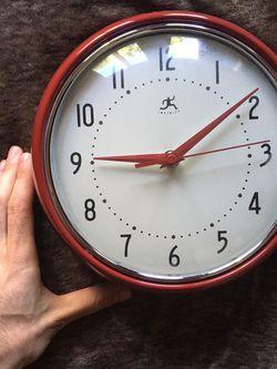 Infiniti Vintage Style Clock for Sale in Irvine,  CA