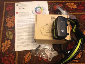 Smart dog bark collar control for Sale in Covington, KY