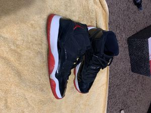 Jordan 11 Bred size 10 2012 release for Sale in Seffner, FL