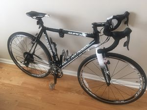 2012 Cannondale Super X Carbon Fiber CPT 56 cm Rival White Bike for Sale in Chicago, IL