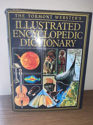 The Tormont Webster's Illustrated Encyclopedic Dictionary for Sale in Fresno, CA