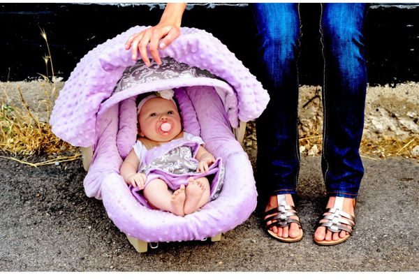 Canopy set de bebe