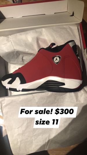 Jordan 14 size 11 $300 for Sale in Rochester, MN