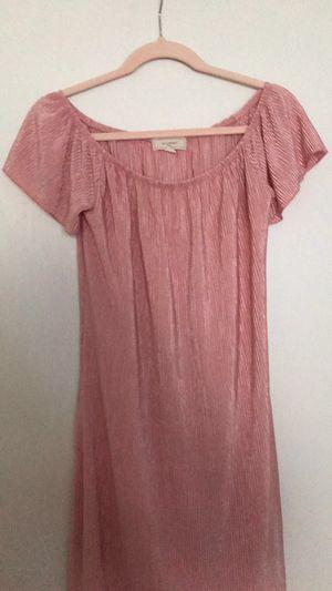 Pink shoulder dress for Sale in Phoenix, AZ