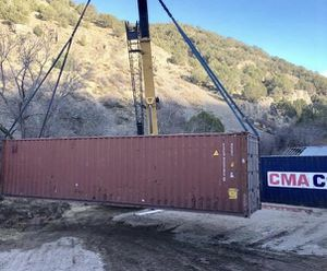 Great Prices on Used 40' HC Connex Storage Containers for Sale in Brimfield, IL