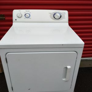 GE Dryer Works Great for Sale in Franklin, IN