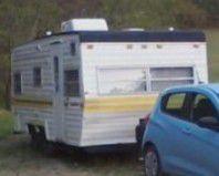1976 Remodeled in 2013. Coachman 20 1/2 foot camper for Sale in Ridgeley, WV
