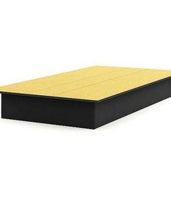 South Shore Smart Basics Platform Bed, Twin for Sale in Cherry Hill,  NJ
