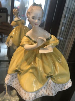 Royal doulton figure for Sale in Clearwater, FL